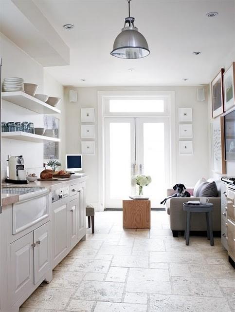 jak urzadzić salon z kuchnią