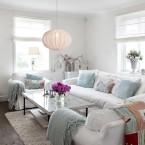 Dom pełen bieli w skandynawskim stylu, czyli wtorkowy tour po pięknych wnętrzach.