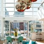 Poniedziałkowe smaczki: nowojorski loft – eklektyczne wnętrze, które nie daje o sobie zapomnieć!