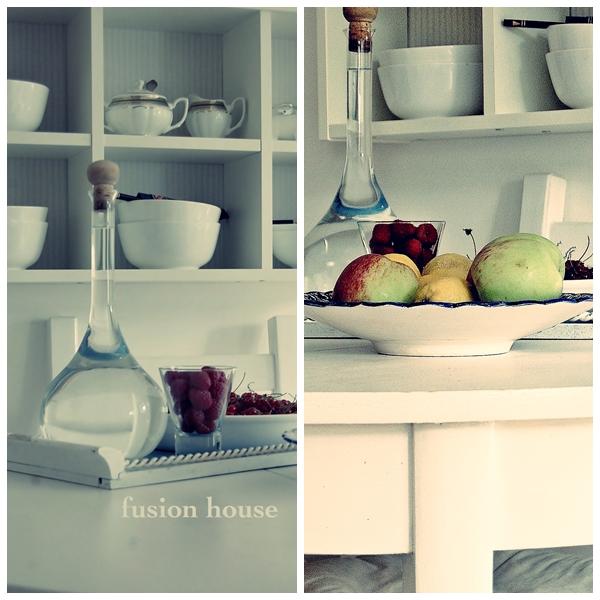 białe dodatki do kuchni