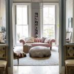 Mieszkanie wspaniale urządzone z majestatyczna wizją nowojorskiego wzornictwa, czyli wtorkowy tour po pięknych wnętrzach