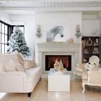 Inspirujące pomysły na świąteczne dekoracje w śnieżnobiałym wydaniu :)