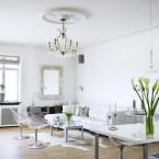 Skandynawskie aranżacje wnętrz – wtorkowy tour po pięknie urządzonym mieszkaniu