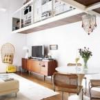 Jak nadać mieszkaniu klimat loftu – wnętrza z antresolą