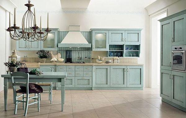 Jak urz dzi kuchni w stylu prowansalskim lovingit for Casa moderna hampton hickory