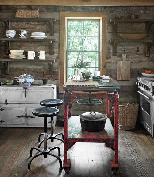 Vintage Kitchen Island Ideas: Czyli O Tym, Jak Urządzić I Pokochać