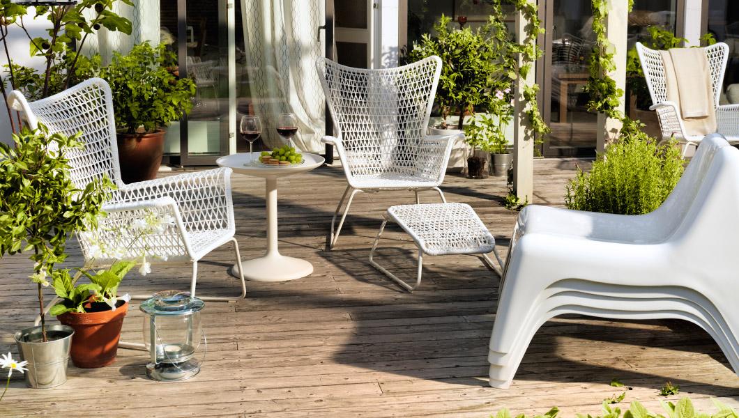 Meble Ogrodowe Ikea Applaro Opinie : Meble Na Balkonie Pictures to pin on Pinterest