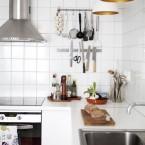 Jak zaaranżować niewielką kuchnię?