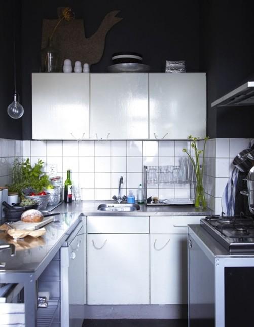 Jak Urządzić Małą Kuchnie Pomysły Inspiracje Zdjęcia