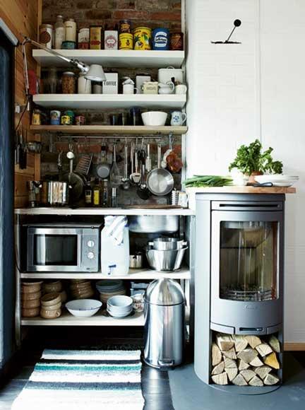 Mała Kuchnia Inspiracje  Lovingit