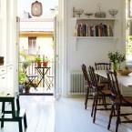 Inspirujące pomysły na aranżację małych balkonów