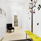 Ciekawy i nowatorski pomysł na otwartą przestrzeń w mieszkaniu,czyli tour po szwedzkim apartamencie