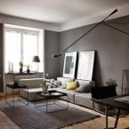 Minimum barw – maksimum oryginalności, czyli o wnętrzach w odcieniach bieli i szarości – poniedziałkowe zakupy on-line