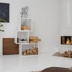 Najpiękniejsze i najciekawsze białe aranżacje mieszkań, czyli tour po skandynawskim wnętrzu