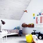 Jak stworzyć inspirującą przestrzeń dla malucha, czyli wzory i motywy w pokojach dziecięcych