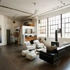 Oryginalna,wielokulturowa aranżacja loftu w eklektycznym stylu, czyli mix w zakupach on-line