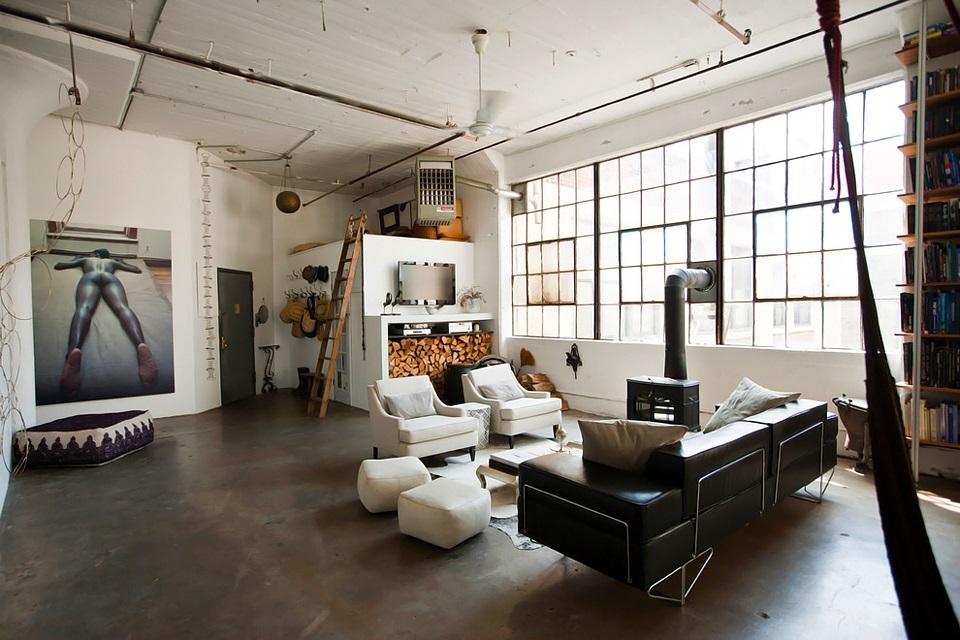 Jak urzadzi mieszkanie w stylu loft lovingit for W loft