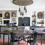 Półki, szafki i kredensy w kuchni, czyli dobre pomysły na przechowywanie i eksponowane kuchennych akcesorii i dekoracji