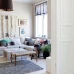 Inspirująca podróż po pięknym mieszkaniu, czyli jak zaaranżować klasyczną przestrzeń za pomocą niebanalnych dodatków?