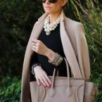 Jesienna elegancja, czyli co ubrać na wielkie wyjście, aby nie zmarznąć ;)