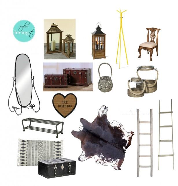 drewniane lampiony na świece,latarnie ze światłem elektrycznym,stylowe latarenki,indochińskie krzesło,stylowe krzesła,owalne lustro,czarne kute lustro stojące,ażurowy lampion z metalu,marynistyczne lampiony ze szkła ze sznurem,wycieraczka z juty,wycieraczka w kształcie serca,kute meble do przedpokoju,ozdobne drabiny ,skandynawskie drabiny wieszaki,drabina biała,szara drabina wieszak,skandynawska drabina jako wieszak w przedpokoju,skóra bydlęca, czarno-biała skóra na podłogę,skandynawskie dywaniki,czarny kufer,drewniane skrzynie,drewniane kufry z okuciami,nowoczesne wieszaki,stojący żółty wieszak