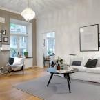 Jak zaaranżować przytulne mieszkanie w kamienicy w skandynawskim stylu?
