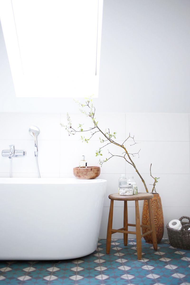 Een gezellige sfeer in de badkamer - Sfeer zen badkamer ...