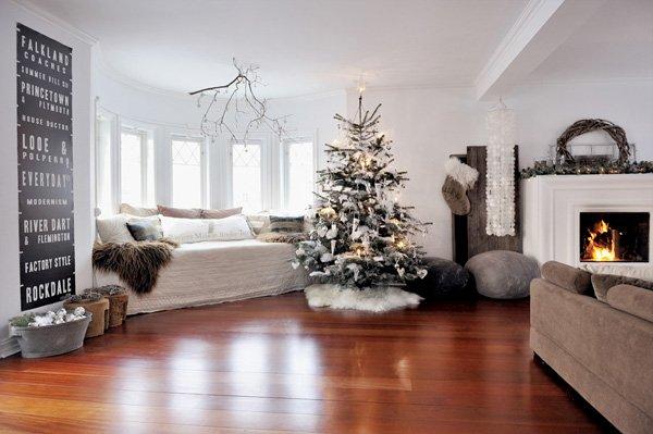 jak udekorowa dom na bo e narodzenie. Black Bedroom Furniture Sets. Home Design Ideas