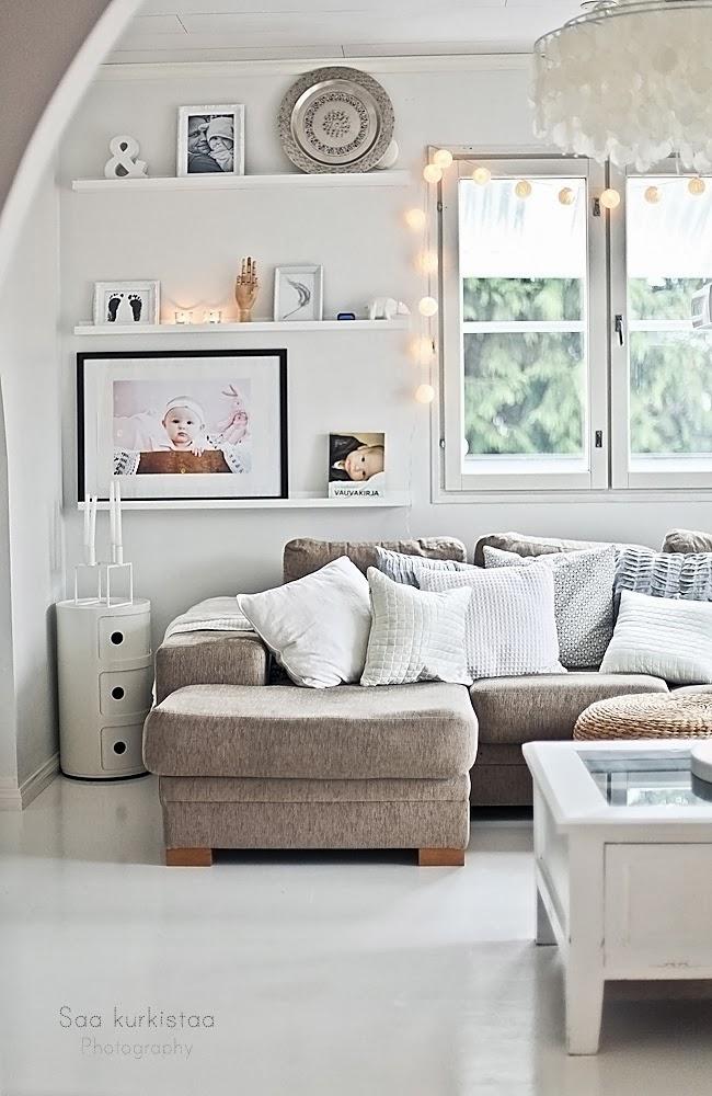 Jak urz dzi mieszkanie w bia ym i pastelowym kolorze for Significado d living room