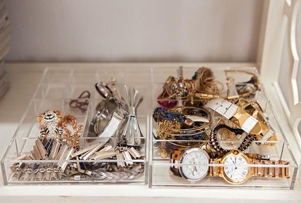 Blog Przechowywanie Biżuterii