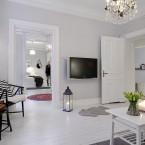 Rola światła i dodatków w skandynawskich wnętrzach na przykładzie przytulnego mieszkania