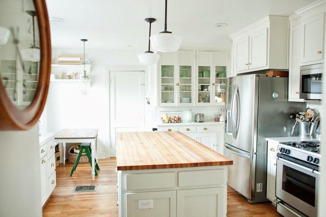 Jak Wyremontować Białą Kuchnię Before I After