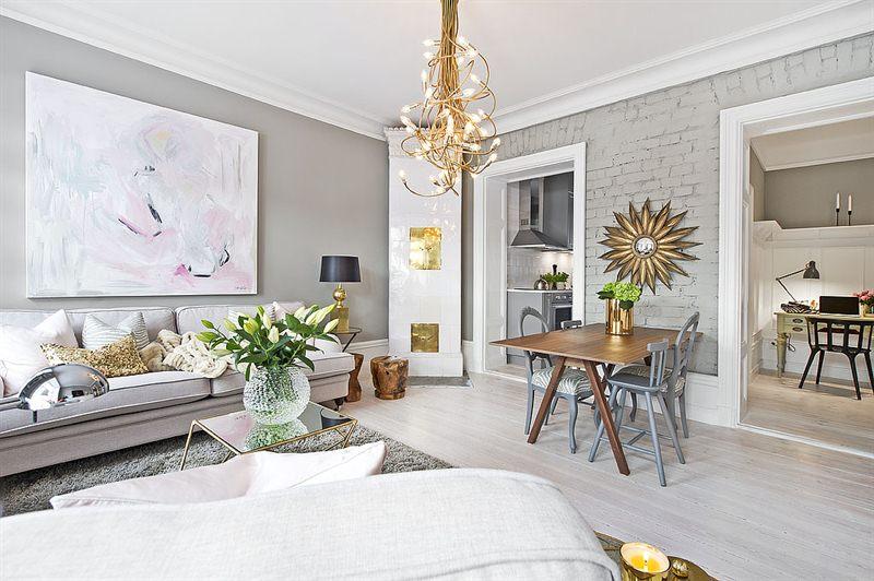 Jak Urządzić Mieszkanie W Stylu Glamour Pomysły I Zdjęcia