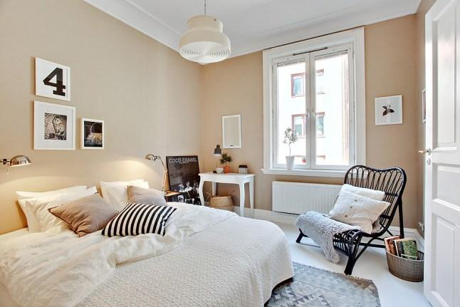 Mieszkanie w stylu skandynawskim blog - Decoratie volwassen kamer romantisch ...