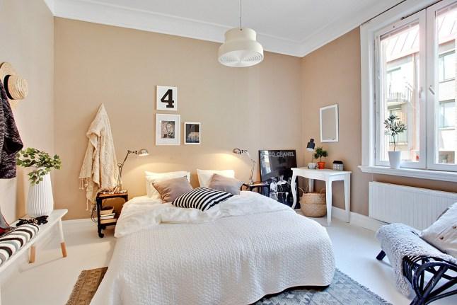 Mieszkanie w stylu skandynawskim blog - Decoratie van de kamers van de meiden ...