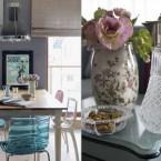 Finezyjna aranżacja mieszkania w Trójmieście z eleganckimi dodatkami i w szlachetnych barwach
