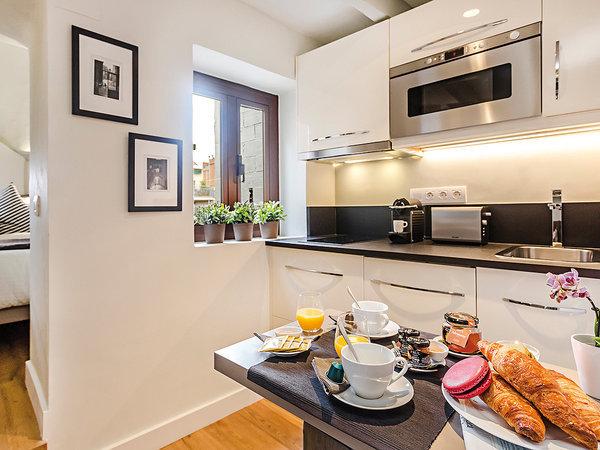 Jak umeblowa ma e mieszkanie for Cocinas viejas reformadas