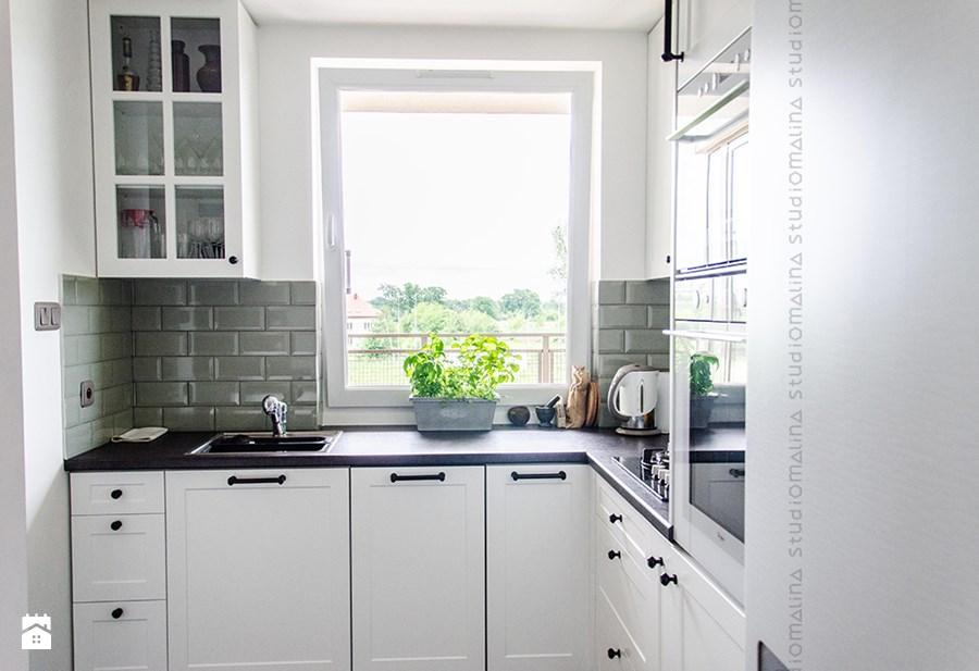 Jak urządzić kuchnię z wyspą? -> Aranżacja Kuchni Z Niskim Oknem