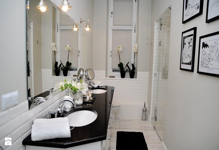 Jak Urządzić Wąską I Długą łazienkę