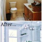 Before & after łazienki, czyli przemiana z zaniedbanego wnętrza w wyjątkowo elegancką przestrzeń