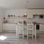 Before & after kuchni, w której można się rozmarzyć… Czyli przestronna, jasna przestrzeń wprost nie do poznania!