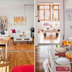 Niesamowite polskie mieszkanie o powierzchni 61 m2 zaaranżowane w stylu skandynawskim… na sprzedaż!