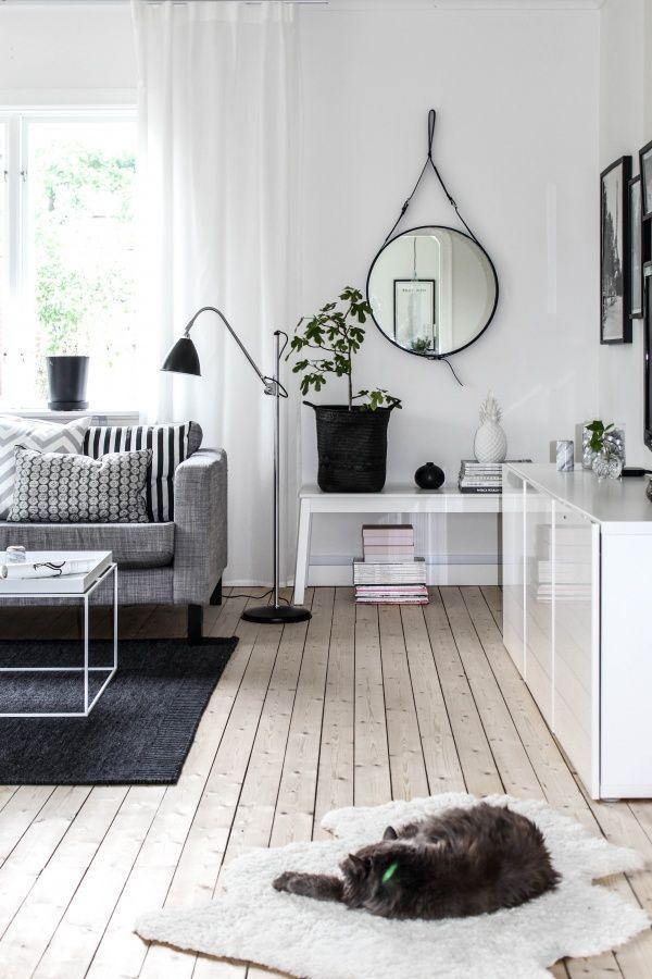 Gdzie kupi okr g e lustro lovingit for The art of minimalist living