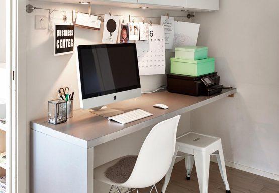 Jak urz dzi mieszkanie w pastelowych kolorach - Decorar despacho en casa ...