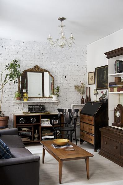 aranżacja oryginalnego salonu