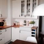 Inspirujące before & after mieszkania naszej czytelniczki, czyli fascynująca przemiana z ładnego w piękne ;)