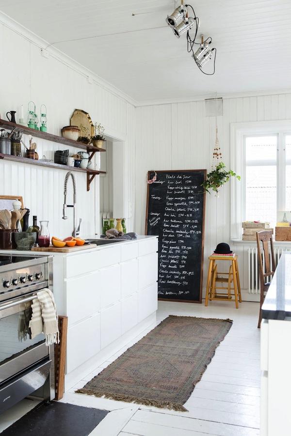 jak umeblowa i udekorowa mieszkanie w skandynawskim styu. Black Bedroom Furniture Sets. Home Design Ideas