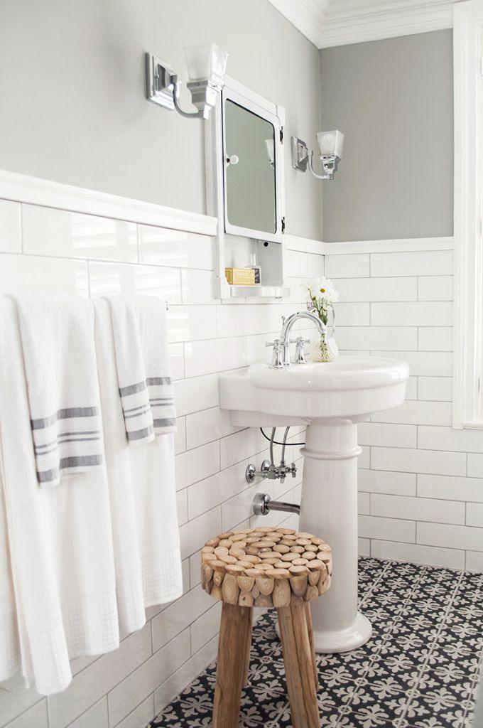 Płytki W Marokańskie Wzory W łazience