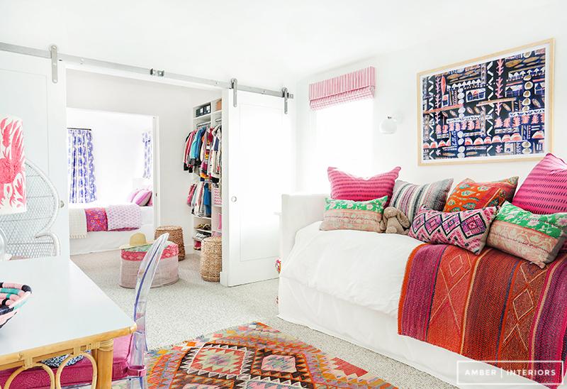 Jak urz dzi pokoik dzieci cy w stylu boho bohemian - Colores para habitaciones juveniles femeninas ...