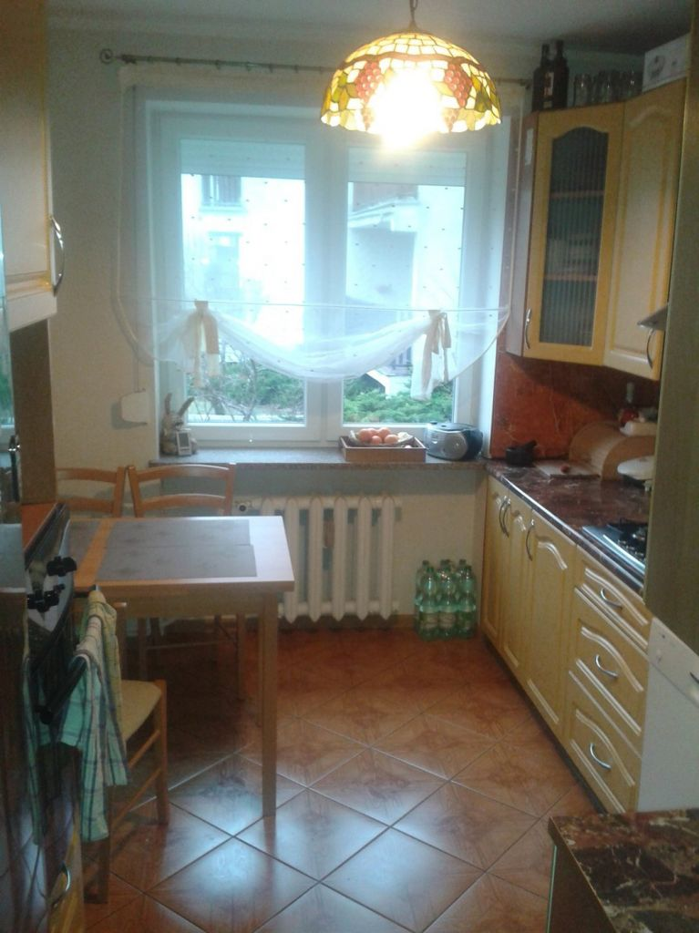 kuchnia before